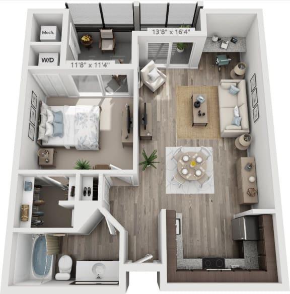 Floor Plan  COVE