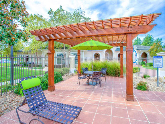 Estancia Apartments For Rent Tulsa OK - 1, 2 , and 3 Bedroom Units Available , Beautiful Patio Patio