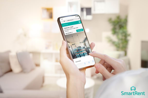 SmartRent technologies at Tivalli Apartments in Washington, 98087