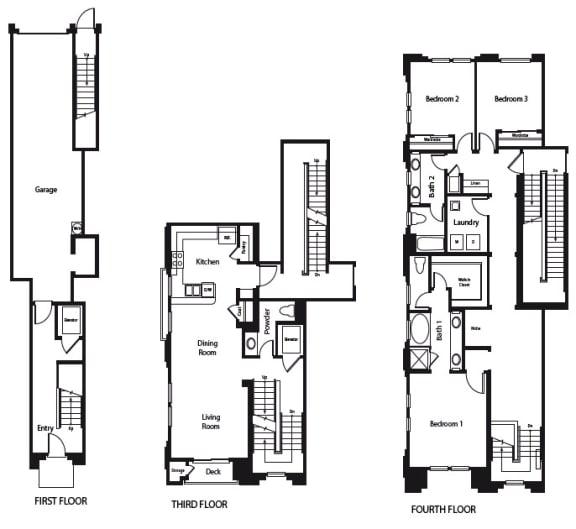 Floor Plan  Plan C3