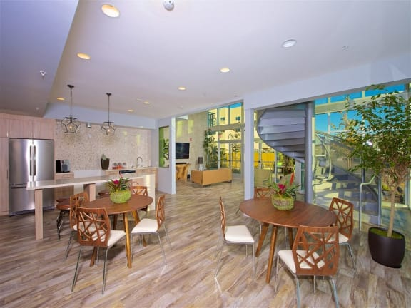 Beautifully Remodeled Clubhouse, at Parc One, Santee, California
