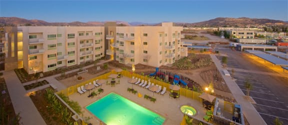 Centrally Located Community, at Parc One, Santee, 92071