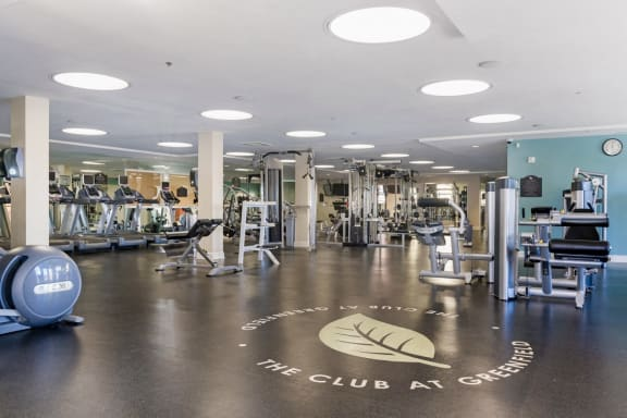 State of the Art Fitness Center at Greenfield Village, California