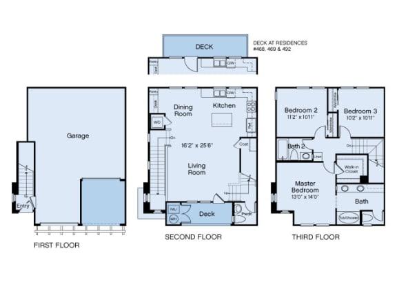 Floor Plan  Plan C1