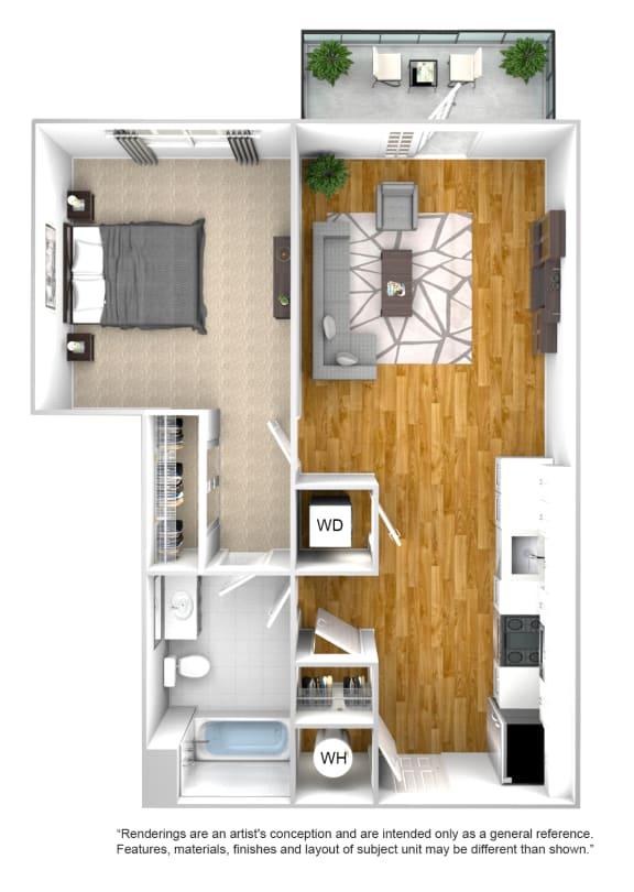 Floor Plan  A01