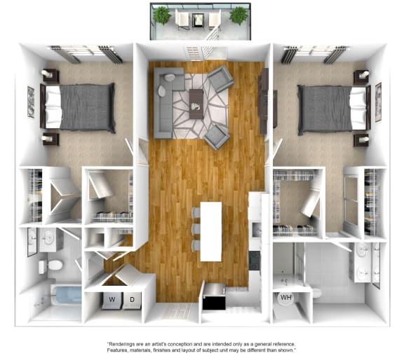 Floor Plan  C01
