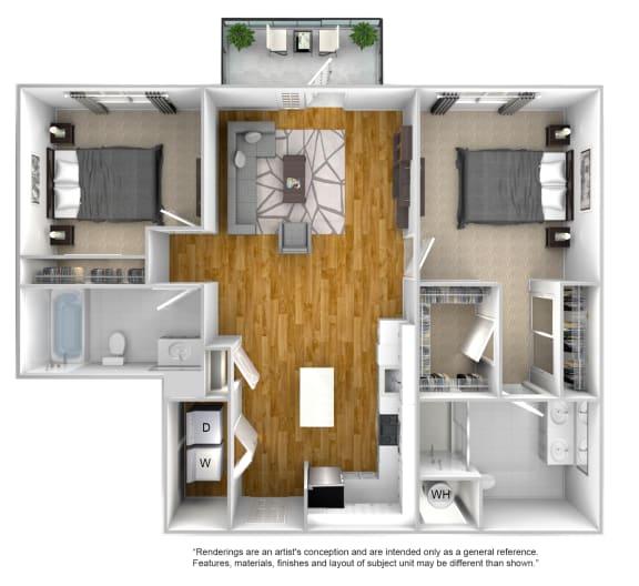 Floor Plan  C01A