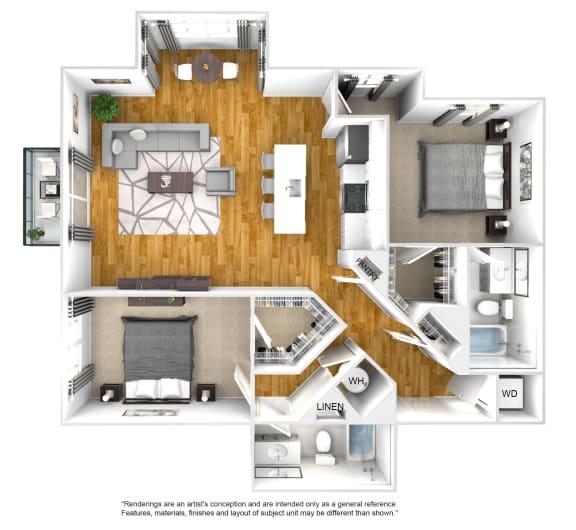 Floor Plan  C04