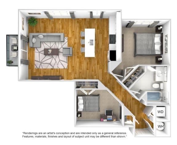 Floor Plan  C02B