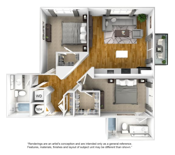 Floor Plan  C03