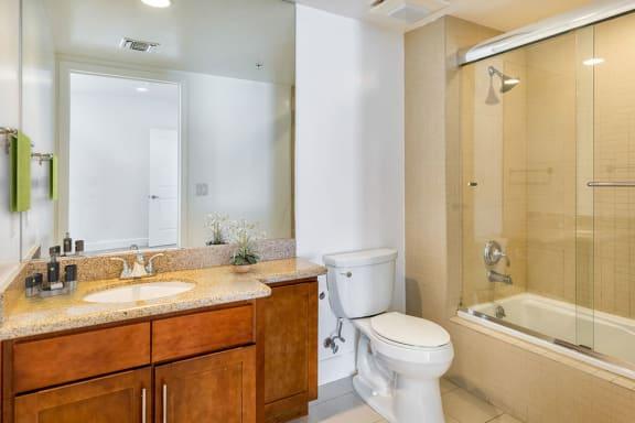 Shower Enclosures at The Social, North Hollywood, 91601