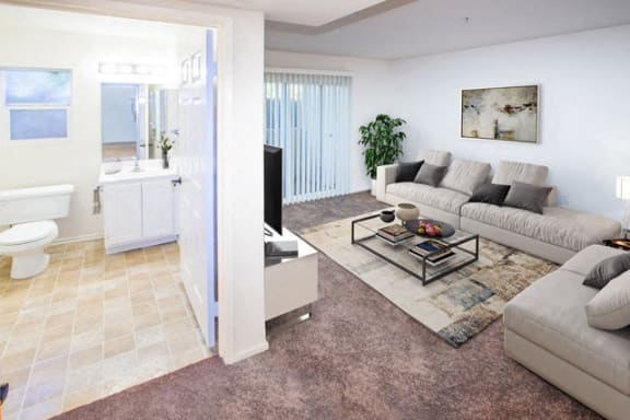 CA Rental Apartments 91342