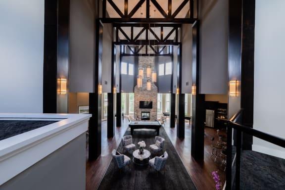 Luxurious Hallway at Altitude at Blue Ash, Blue Ash, Ohio