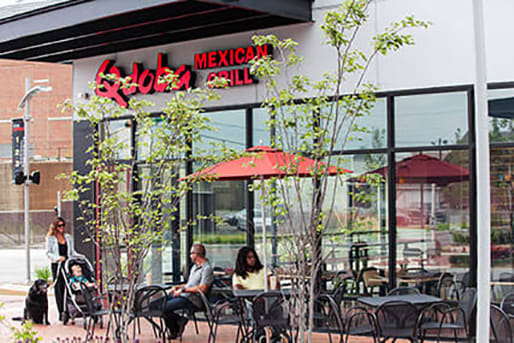 Neighboring Restaurants at CityWay, Indiana, 46204