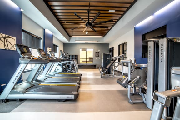 State Of The Art Fitness Center at The Century at Purdue Research Park, West Lafayette