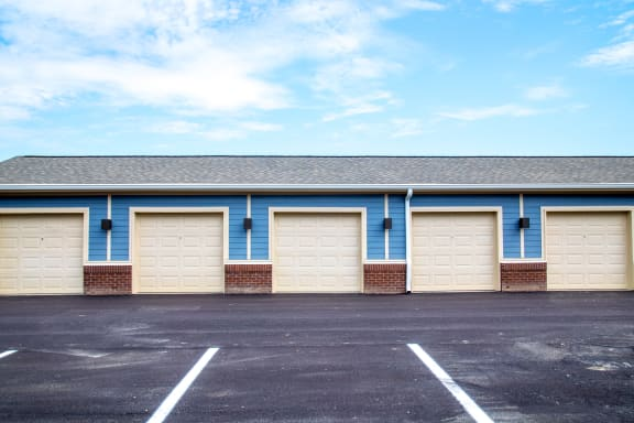 Garages Available at The Century at Purdue Research Park, West Lafayette