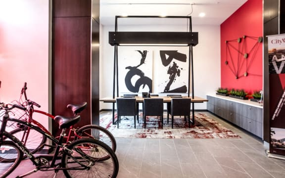 Leasing Center  at CityWay, Indianapolis