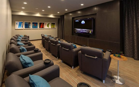 Private Theater at CityWay, Indianapolis, 46204