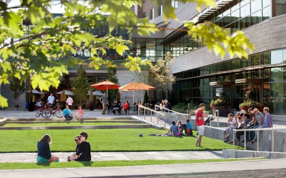 Amazing Outdoor Spaces at CityWay, Indianapolis