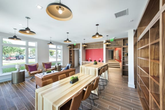 The Library – Co-Working and Private Conference Room Space at Union Berkley, Kansas City