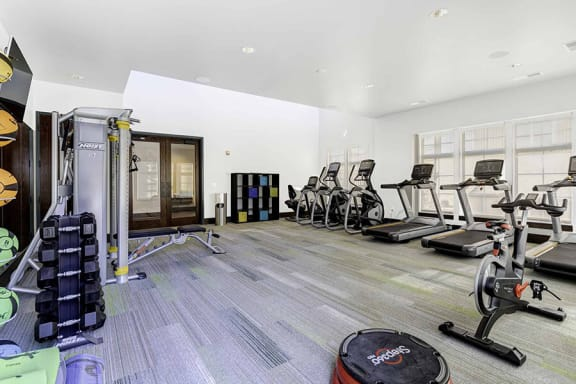 Health And Fitness Center at Whetstone Flats, Nashville, 37211