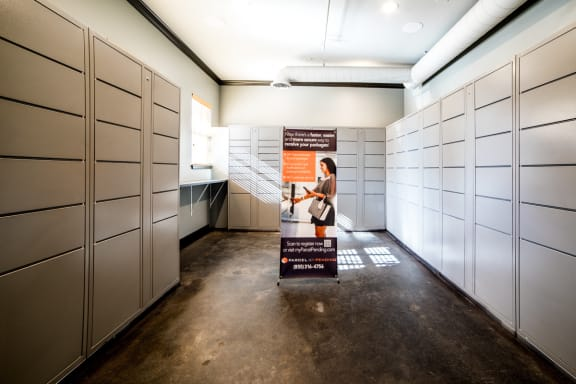24 Hour Package Lockers at Providence at Old Meridian, Carmel, 46032