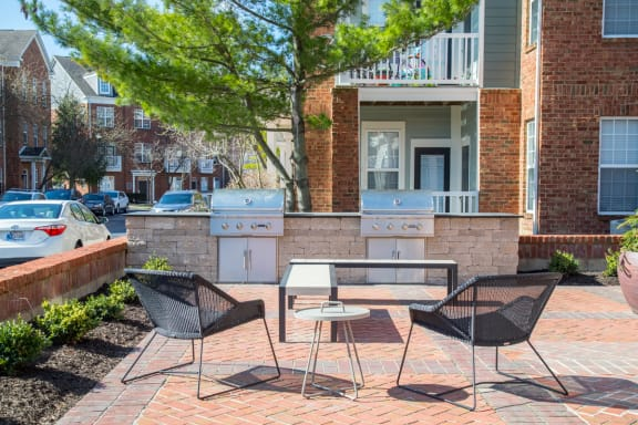 Enjoy Brunch With Friends At Our Grilling Station at Providence at Old Meridian, Carmel, 46032