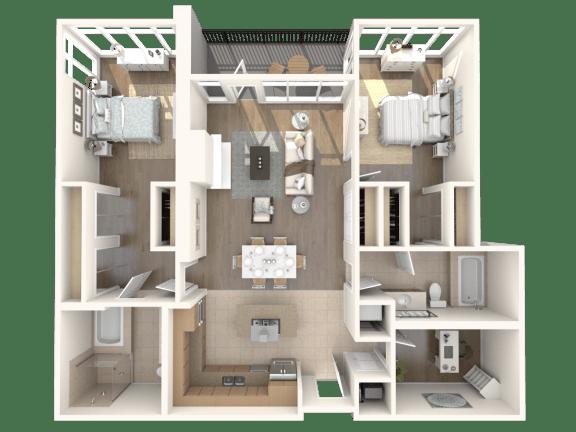 Newport Floorplan