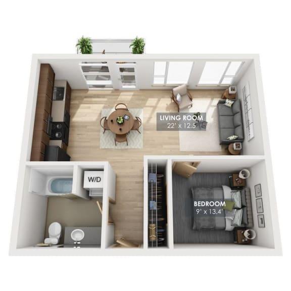 Floor Plan  Boxcar Mainline Floor Plan