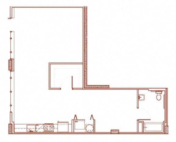 Floor Plan  Live Work Open 2