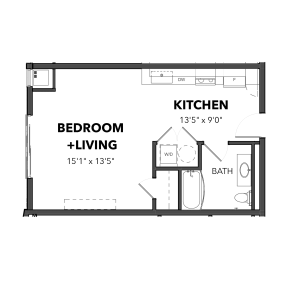 Bakery Living D2, apartments in Pittsburgh, Pennsylvania