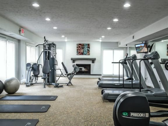 State Of The Art Fitness Center at Lawrence Landing, Indianapolis