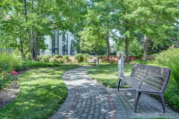 Access to Expansive Green Space at Windsor at Mariners, Edgewater, 07020