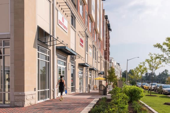 Convenient On-site Retail Shops at The Ridgewood by Windsor, Fairfax, 22030