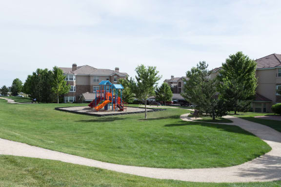 Abundant Green Spaces at Windsor at Meridian, 80112, CO