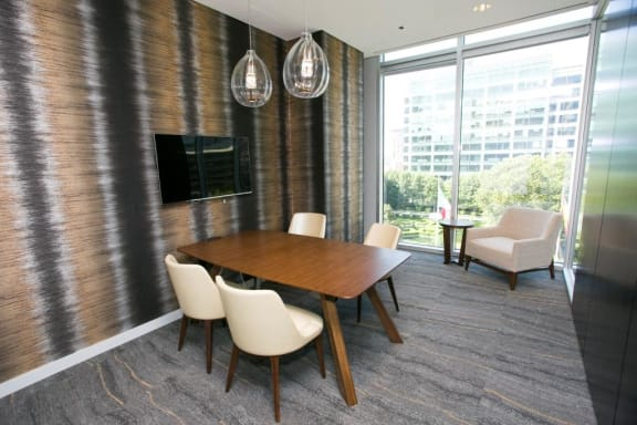Private Conference Rooms at Glass House by Windsor, Dallas, TX, 75201