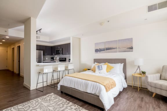 Guest Suite at The Manhattan Tower and Lofts, Denver, 80202