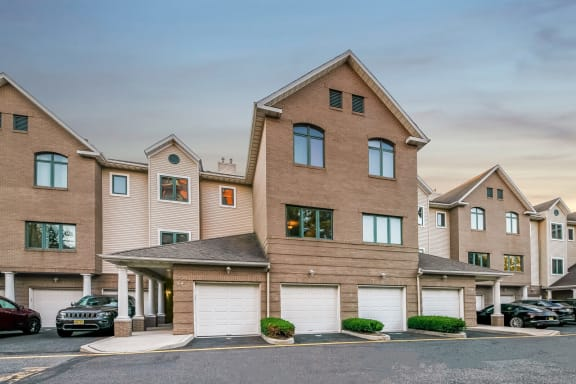 Townhomes with Attached Garages at Windsor at Mariners, 100 Tower Dr., NJ
