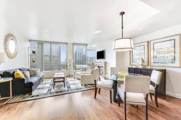 Vibrant High-Rise Apartment Homes at The Bravern, 688 110th Ave NE, WA