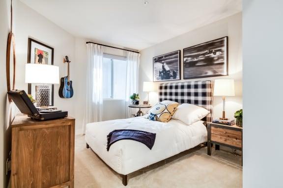 Large Comfortable Bedrooms at Malden Station by Windsor, Fullerton, CA