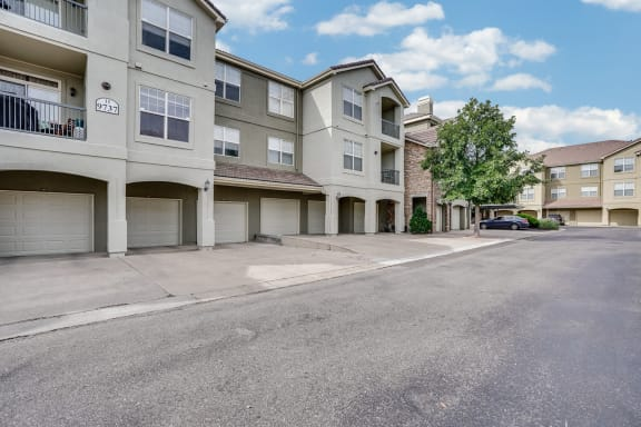 Attached Garages Available at Windsor at Meridian, 9875 Jefferson Parkway, CO