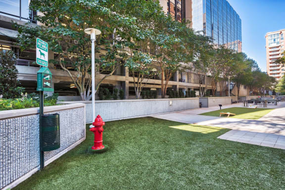 On-Site Pet Stations at Halstead Tower by Windsor, Alexandria, 22302