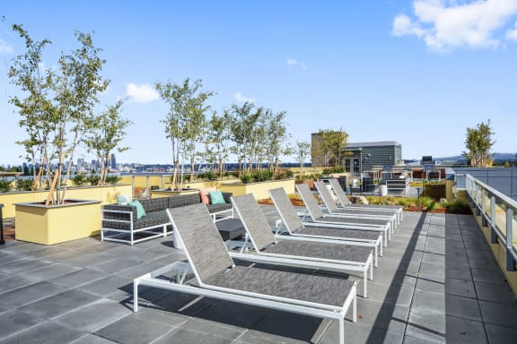 Rooftop Lounge at The Whittaker, 4755 Fauntleroy Way, Seattle