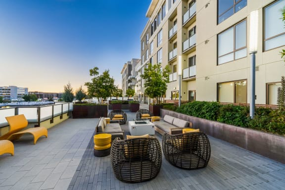 Luxury Apartment Living at The Marston by Windsor, Redwood City, CA