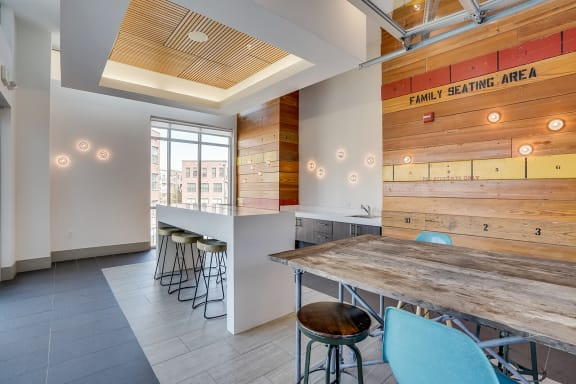 Wi-Fi in Communal Spaces at The Casey, Colorado, 80202