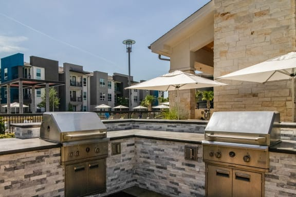 Grilling Stations at Windsor Republic Place, 5708 W Parmer Lane, Austin