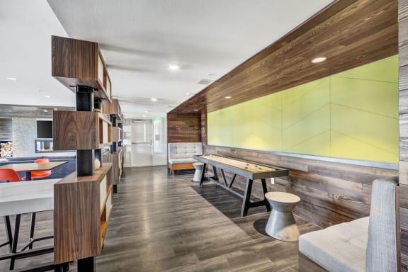 Shuffleboard at The Whittaker, WA, 98116