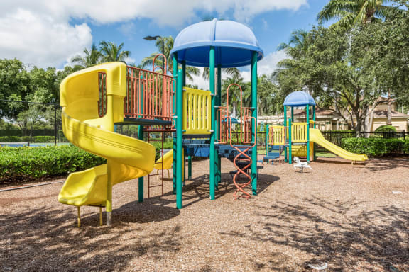 On-Site Playground at Windsor at Miramar, Miramar, FL