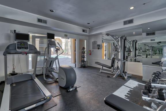 Health and Fitness Center at Villa Montanaro,203 Coggins Drive Pleasant Hill, California, 94523