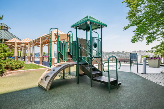 On-Site Playground at Windsor at Mariners, 07020, NJ